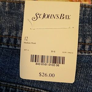 St. John's Bay Shorts - NWT St. John's Bay Denim Shorts
